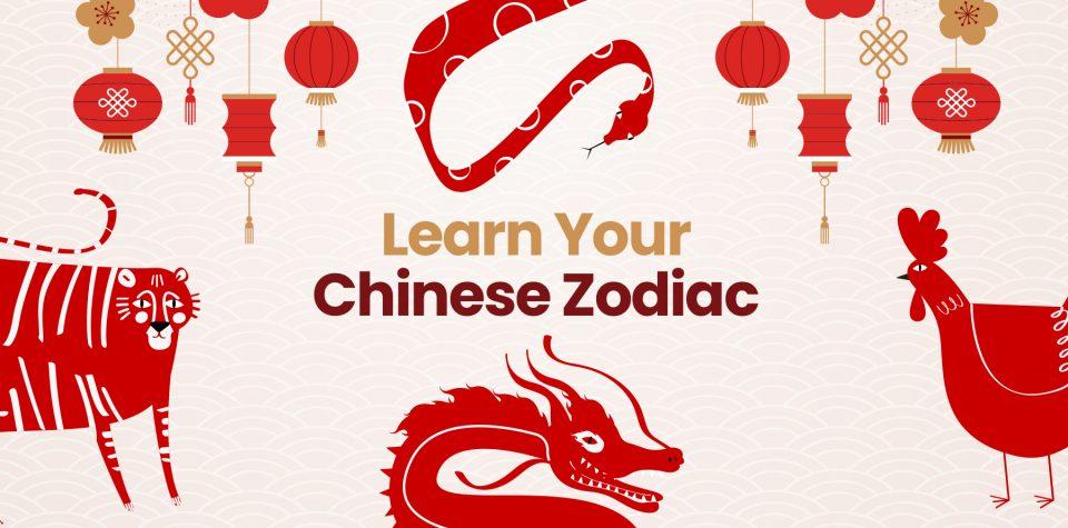 Lunar New Year Chinese Zodiac