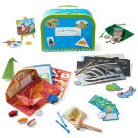 Summer Camp in a Box: World Edition  Image
