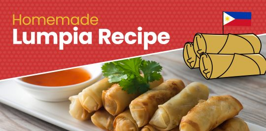 Celebrate AAPI heritage by learning how to make lumpia with this recipe from Little Passports