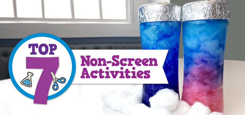 7 Non-Screen Activities