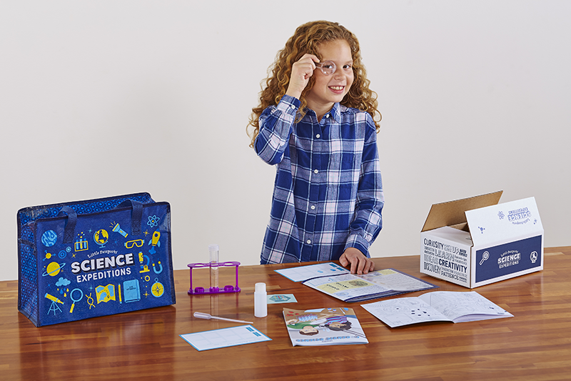 Science and STEM monthly subscription Christmas gift