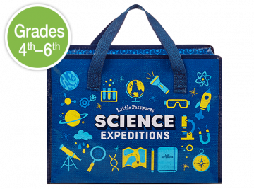 Science Expeditions for grades 4th-6th
