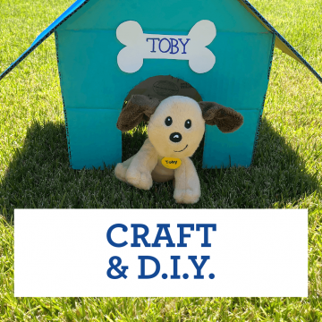 Click here for crafts and DIY projects