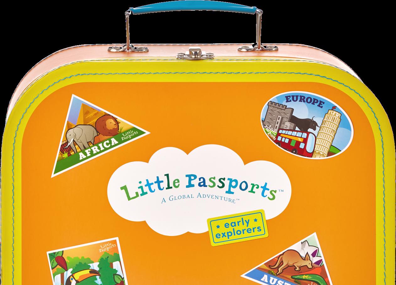 Early Explorers Subscription | Explorer Kit for Kids | Little Passports