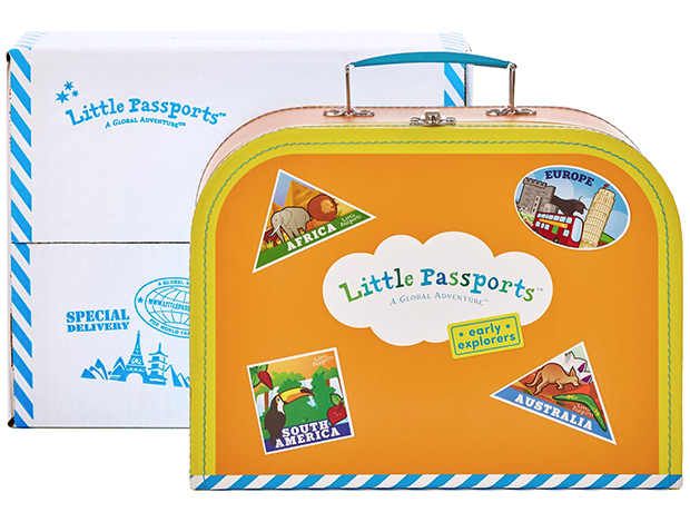 Early Explorers Subscription Kit for Kids Age 3-5