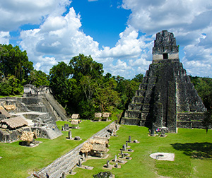 Guatemala Mayan Ruins Travel Envy