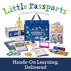Little Passports: Hands-on Learning, Delivered kids activities in northern nevada