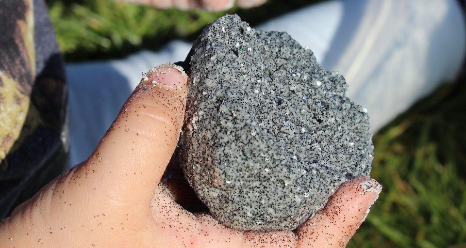 Make Moon rocks