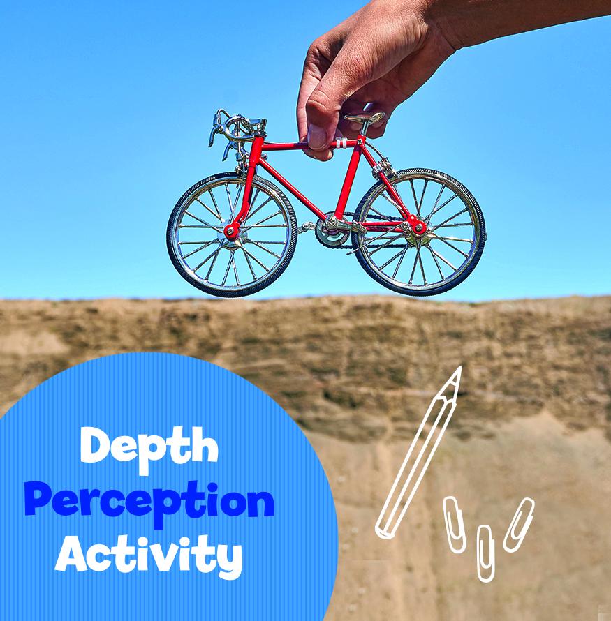 Depth Perception Activity for Kids