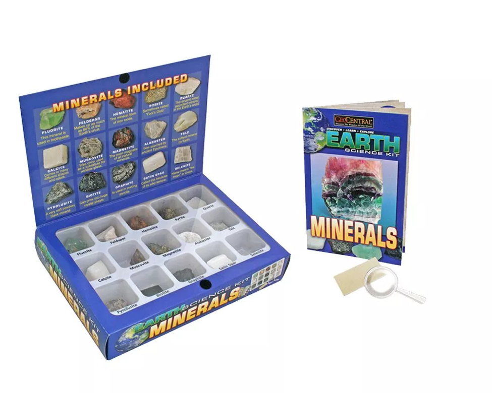 Earth Science Kit – Little Passports