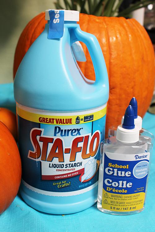 Pumpkin Slime Supplies