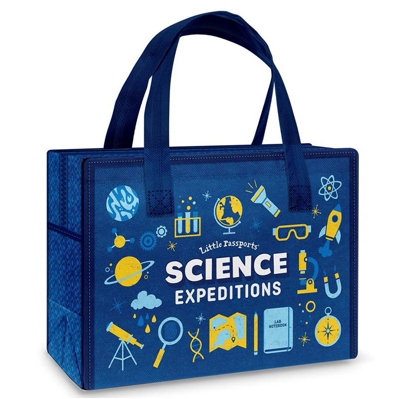 Science Tote Bag For Kids