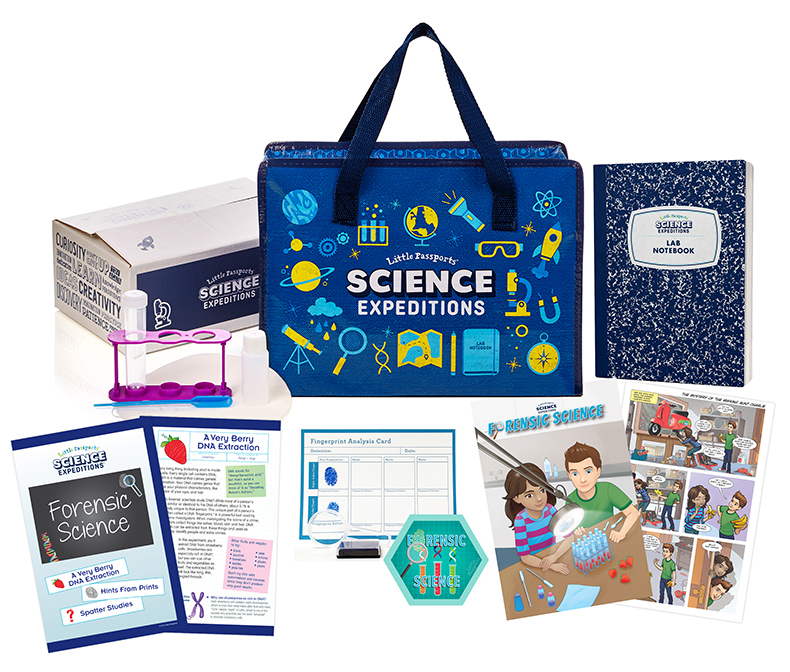 Science Expeditions educational STEM gifts for kids