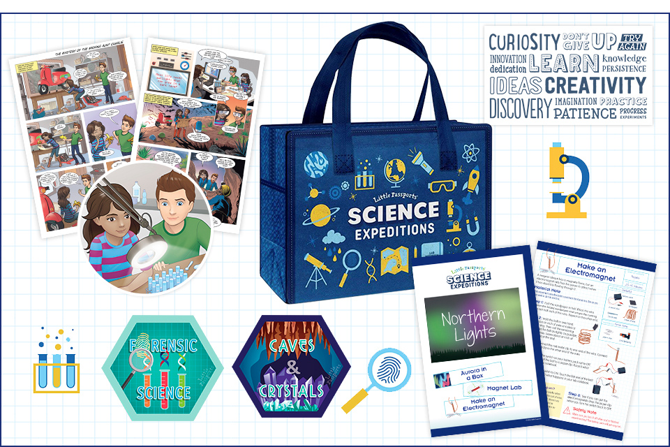 STEAM And STEM Science Kits For Kids