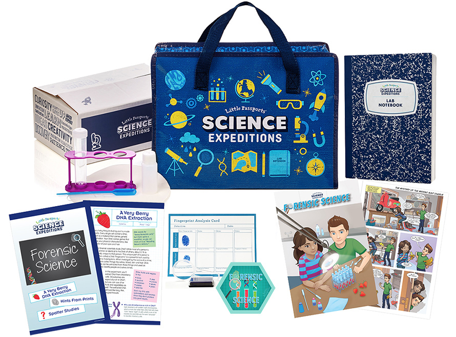Science Expeditions christmas gifts for kids
