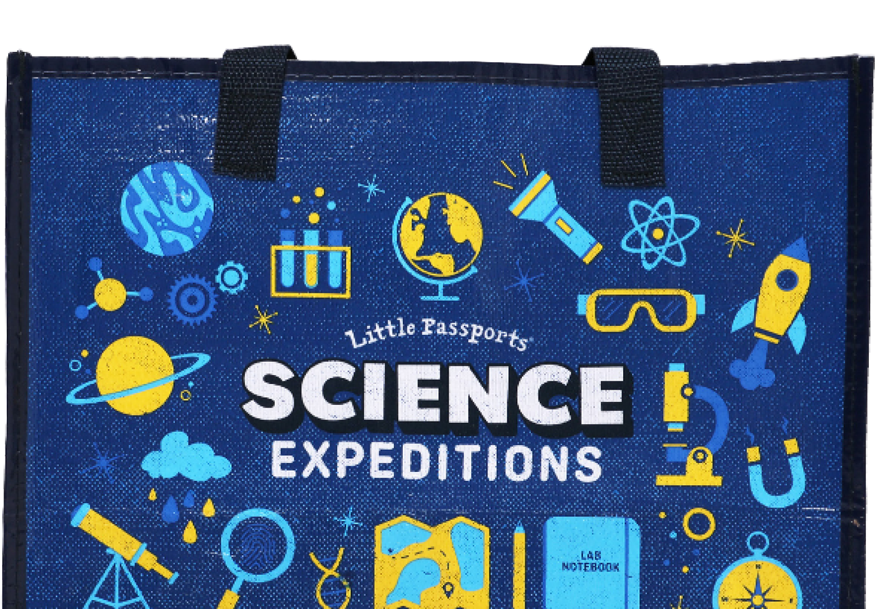 Science Expeditions Subscription | Monthly Science Kits for Kids