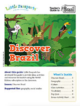 Teacher Guide Lesson Plan Brazil