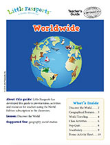teacher guide for little passports worldwide