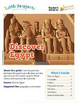 Teacher Guide Lesson Plan Egypt