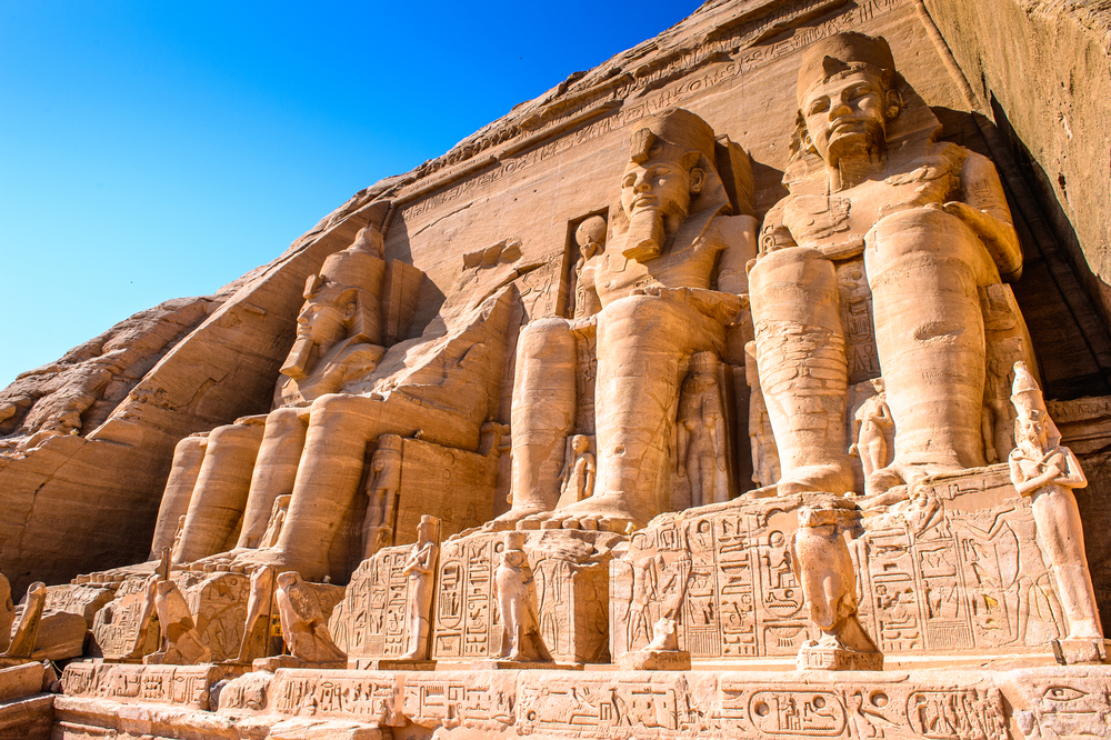 Temple of Abu Simbel in Egypt - Little Passports photo gallery