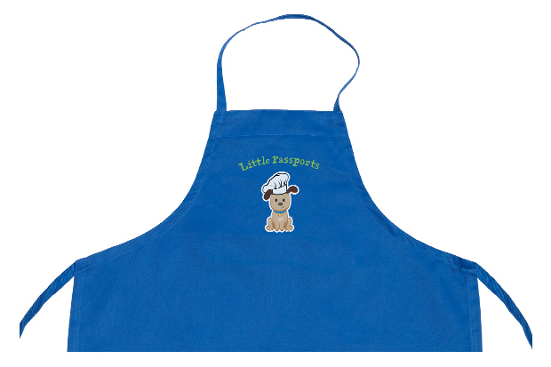 Toby Character Apron for Kids