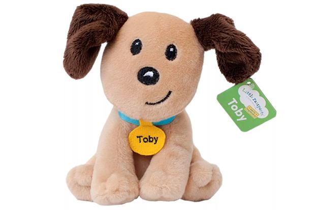 Cute Toby stuffie