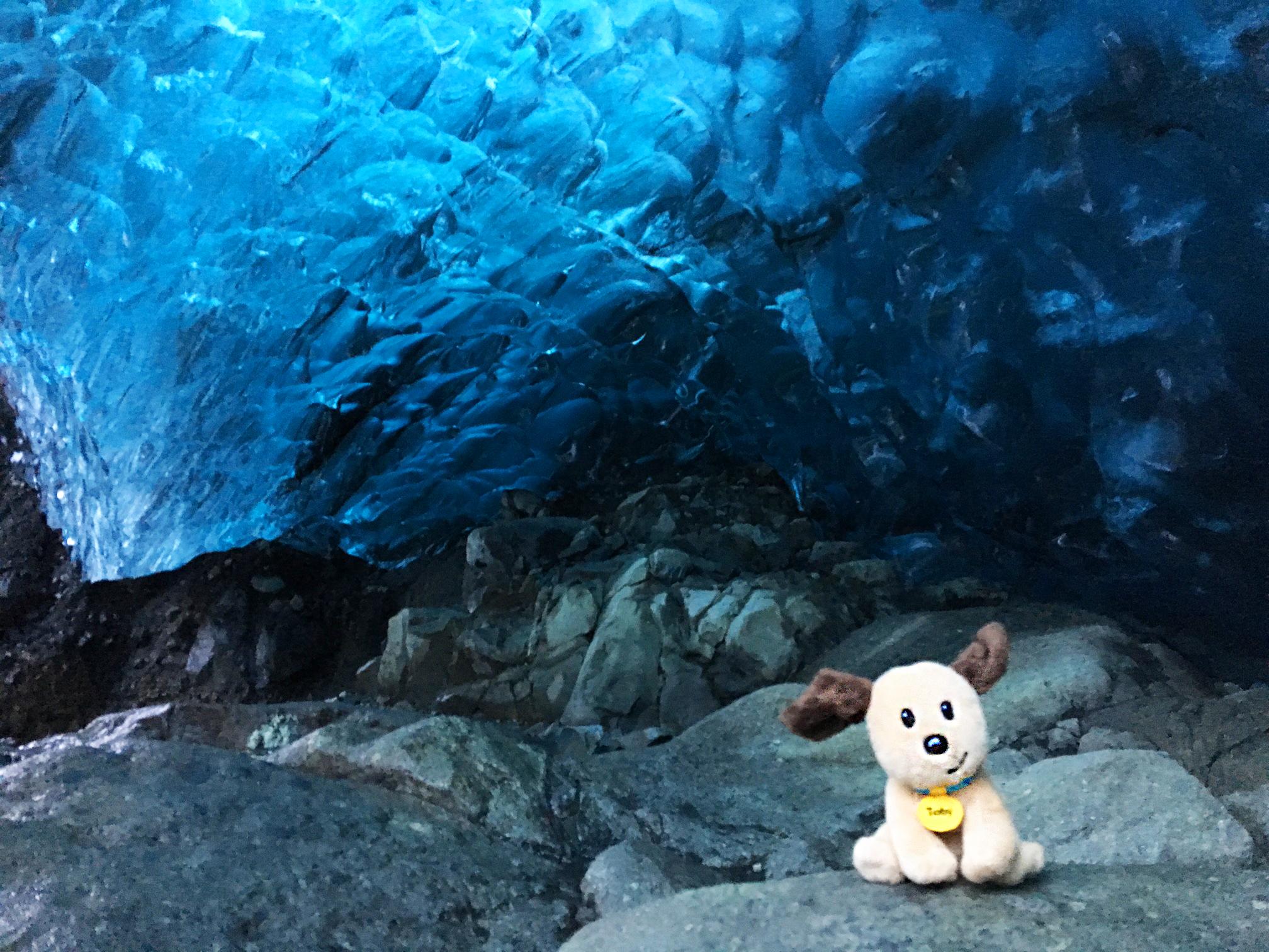 Toby Vatnajokull Ice Cave
