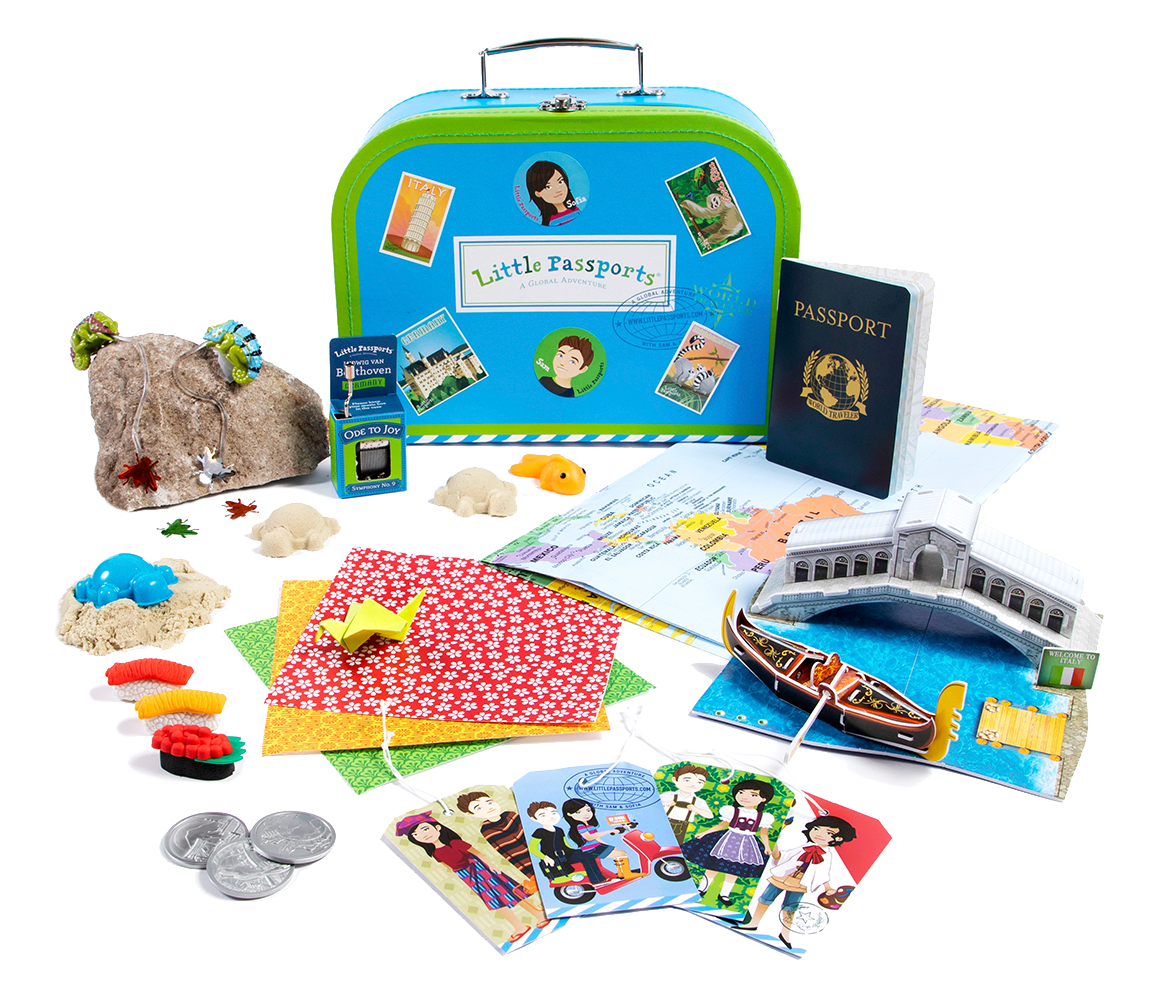 How It Works Monthly Subscriptions Boxes And Kits Little Passports