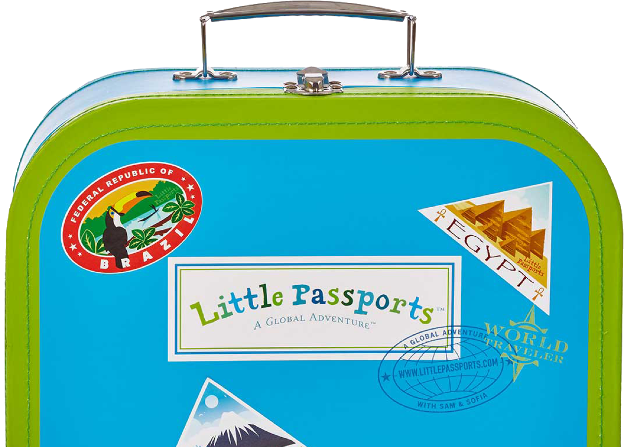 World Edition Subscription   Monthly Kits for Kids   Little