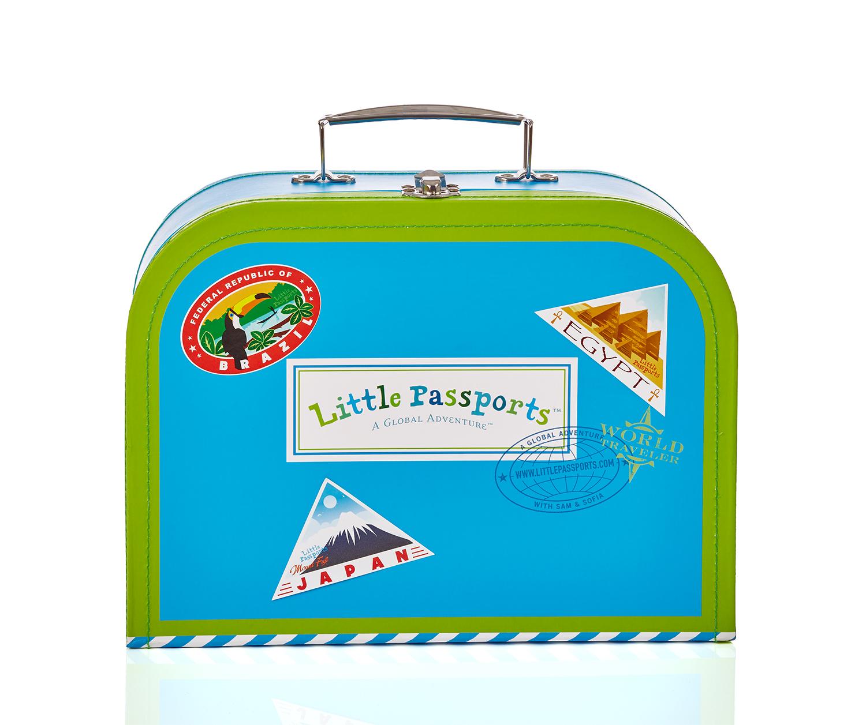 World Edition suitcase