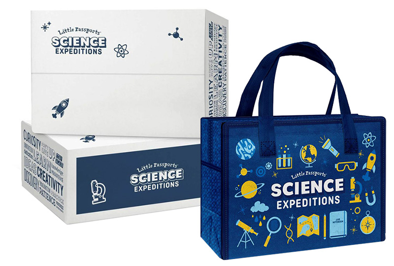 Science Subscription Kit For Kids Mailed Monthly