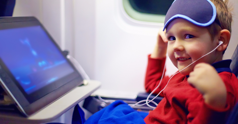 best-kid-travel-movie-on-plane