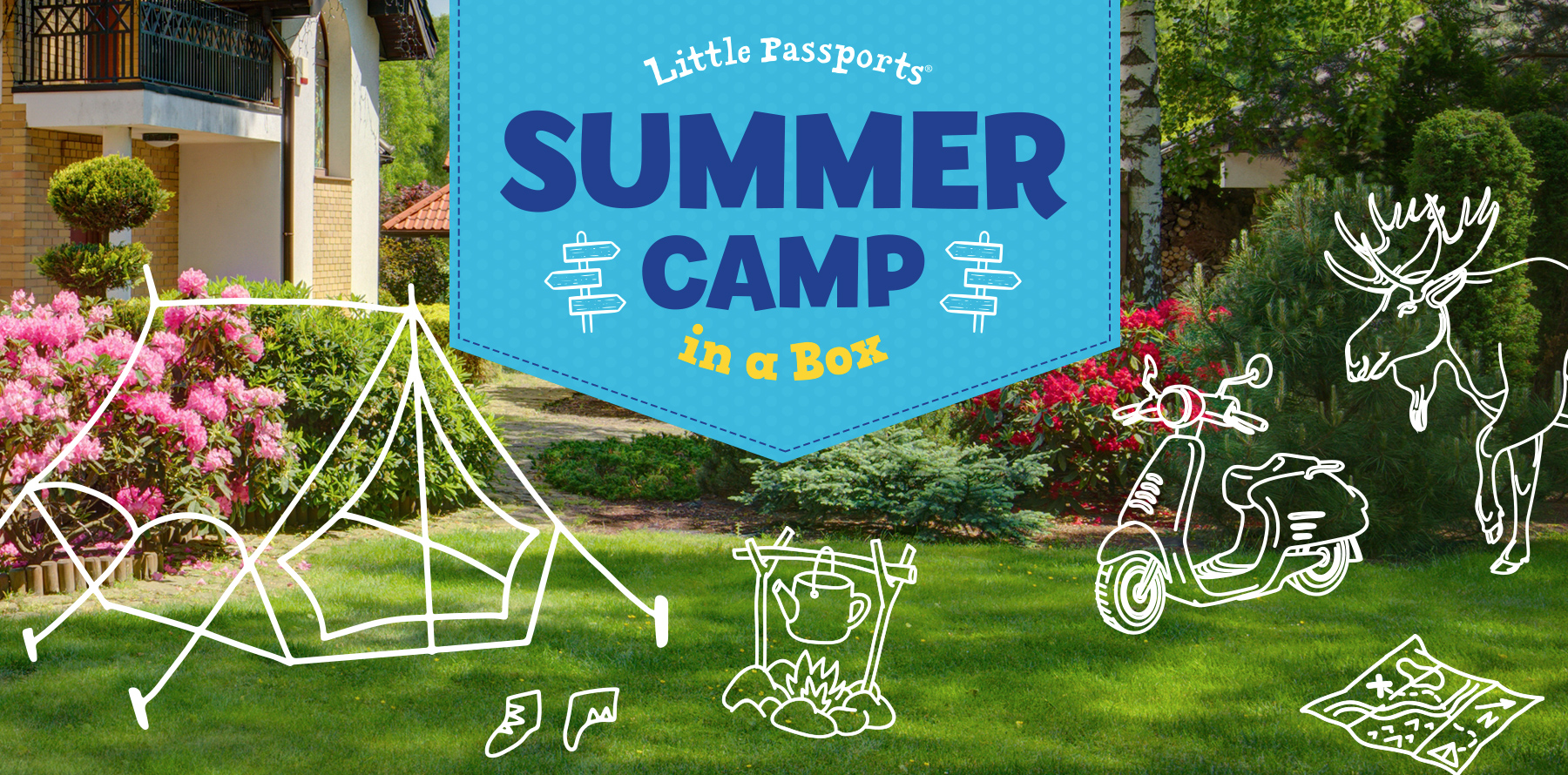 Summer Camp in a Box