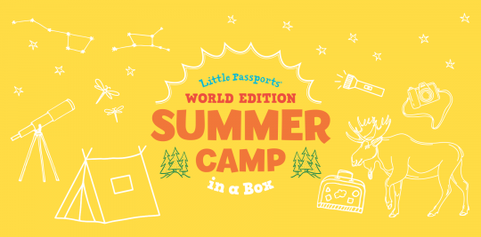 World Edition Summer Camp