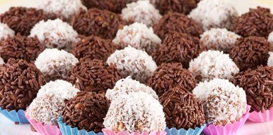 Traditional Brazilian Brigadeiro Recipe
