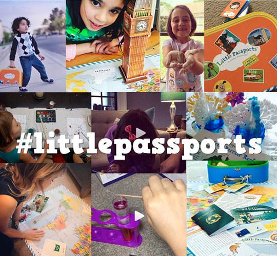 Little Passports Customer Photo Gallery