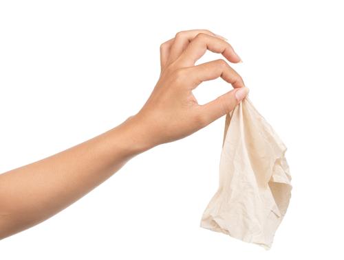 Drop the handkerchief