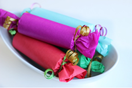 Make your own christmas crackers little passports diy christmas crackers the finished product solutioingenieria Gallery