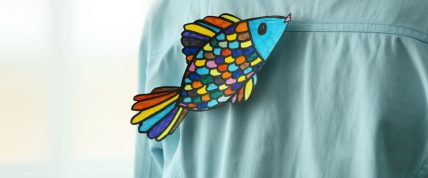 Poisson d'Avril - French April Fools activity for kids