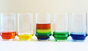 Sugar Water Density Science Experiment for Kids