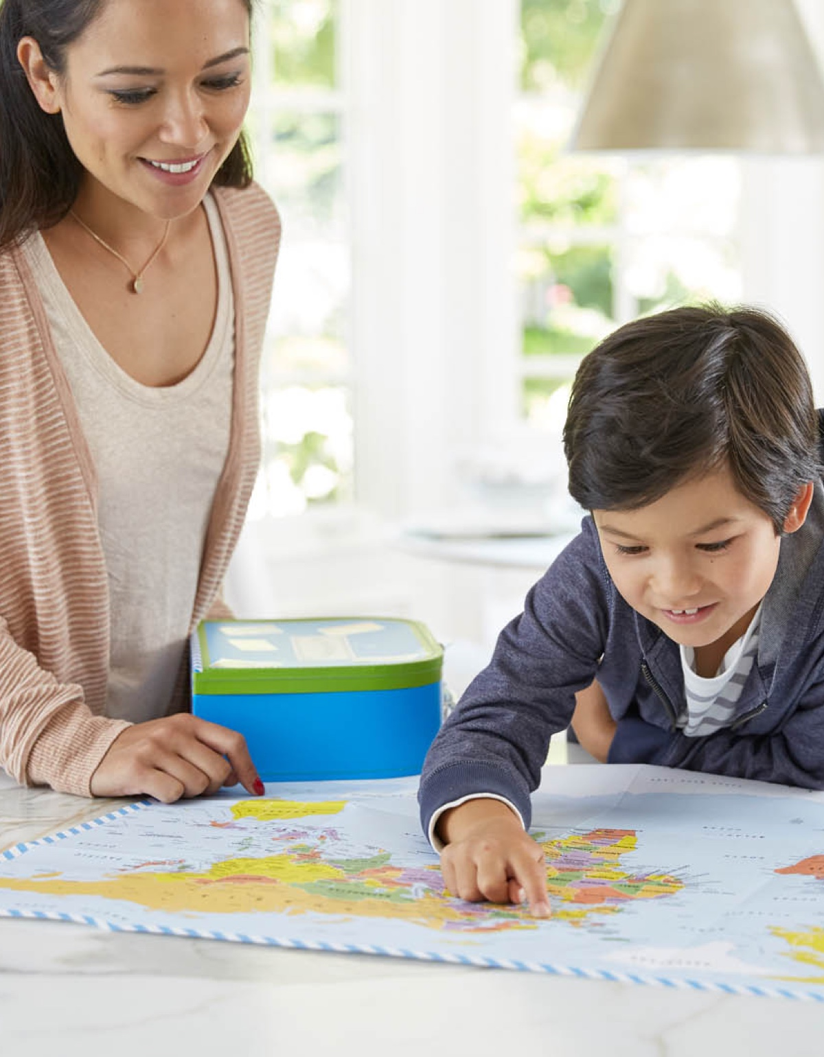 World Edition Subscription | Monthly Kits for Kids | Little