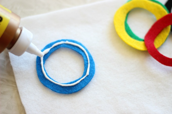 Glue on rings