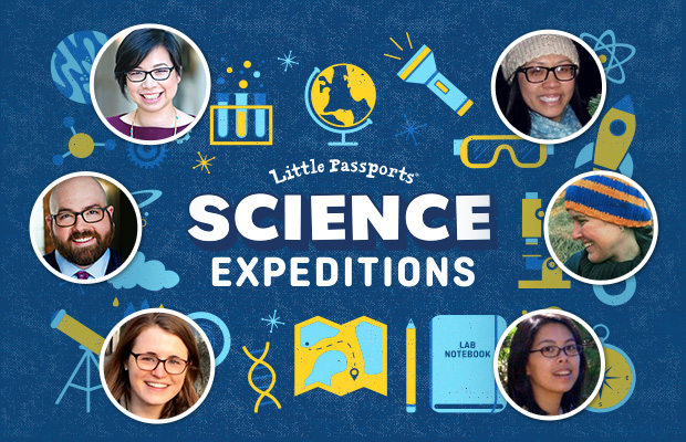 Why We Created Science Expeditions