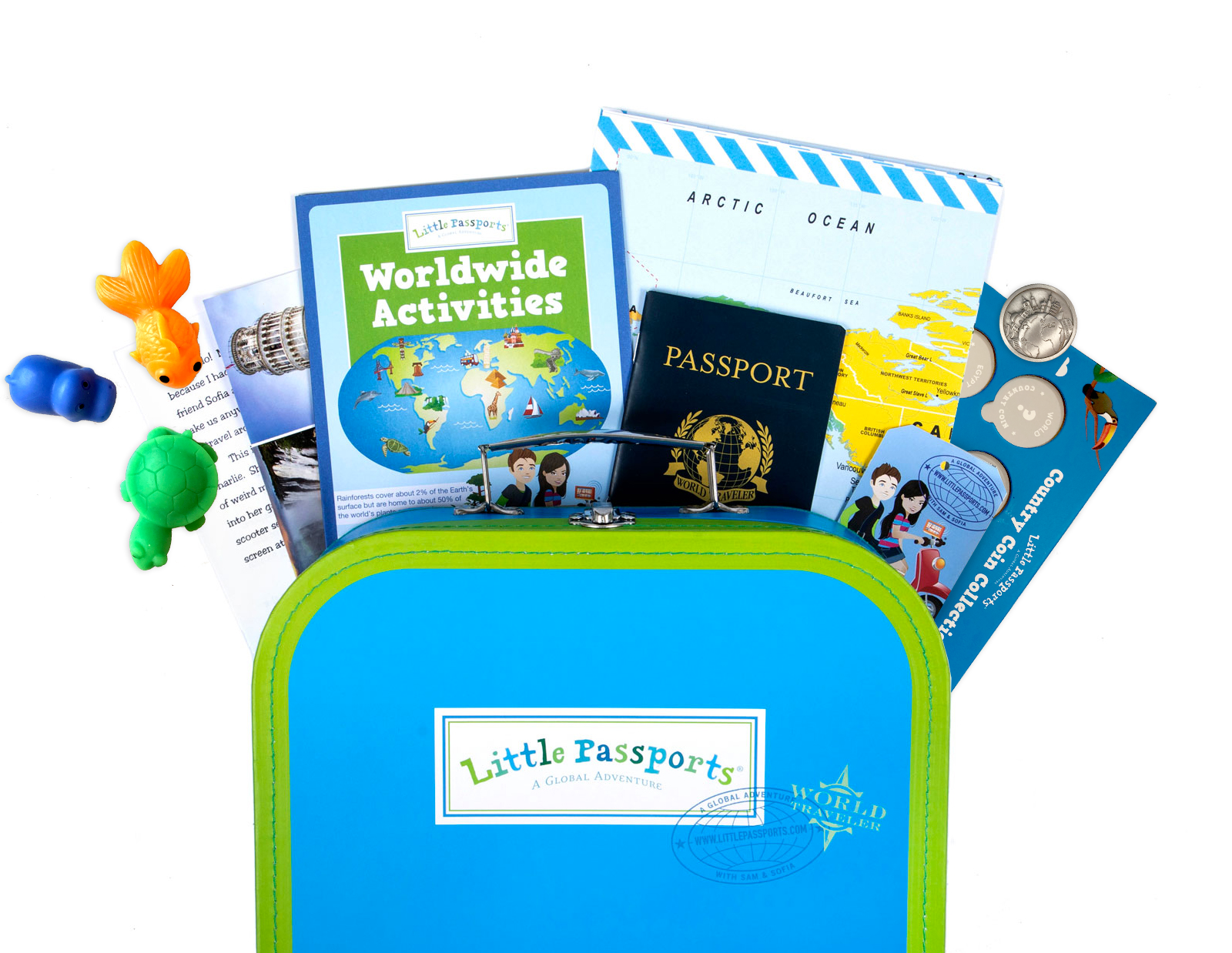 Image result for little passports