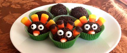 Turkey Brigadeiro Recipe for kids