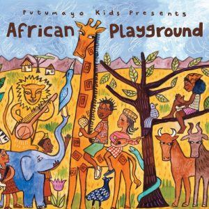 African-Playground-Putumayo album