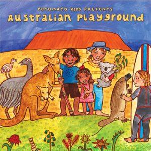 Australian Playground - album-art