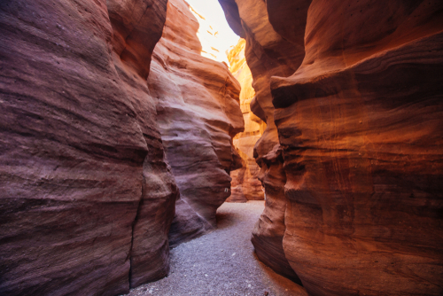 Red Canyon in Eilat, Israel