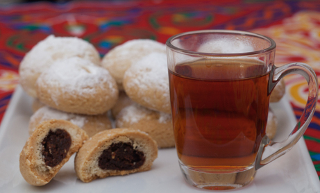 Kahk cookies to celebrate Eid al-Fitr
