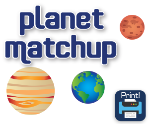 image regarding Printable Planet named Celebs Planets - Tiny Pports